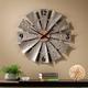 Home Accents Cartrey Decorative Wall Clock