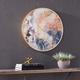Home Accents Marko Decorative Wall Clock