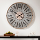 Home Accents Landon Decorative Wall Clock