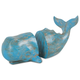 Home Accents Whale Bookend (Set of 2)