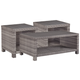 Salem Beach Outdoor Coffee Table with 2 End Tables