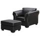 Betrillo Chair and Ottoman