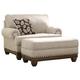Harleson Chair and Ottoman