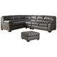 Bladen 3-Piece Sectional with Ottoman