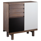 Holly and Martin Chaz Cabinet