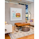 Home Accents Burger & Shake Framed Painting Print