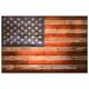 Home Accents American Dream Wood Art