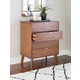 Linon Four Drawer Chest of Drawers