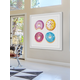 Home Accents Donuts Framed Painting Print