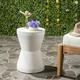 Safavieh Torre Indoor/Outdoor Modern Concrete Accent Table
