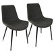 LumiSource Dining Chair (Set of 2)