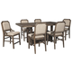 Wyndahl Counter Height Dining Table and 6 Barstools
