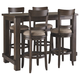 Drewing Dining Table and 4 Chairs