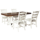 Valebeck Dining Table and 4 Chairs