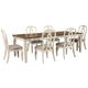 Realyn Dining Table and 6 Chairs