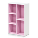 Luder 5-Cube Reversible Open Shelf
