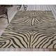 Liora Manne Highlands Safari Indoor/Outdoor Rug 8' SQ
