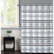 Pem America Truly Soft Curtis Stripe Shower Curtain