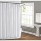 Pem America Cottage Classics Warm Hearth Stripe Shower Curtain