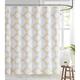 Pem America Brooklyn Loom Merill Shower Curtain