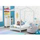 Delta Children Poppy House Twin Bed