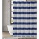 Pem America London Fog Watkins Stripe Shower Curtain