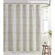 Pem America Brooklyn Loom Chase Shower Curtain