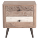 Home Accents 24-Inch Acacia Wood Night Chest