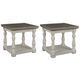 Havalance 2 End Tables