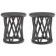 Sharzane 2 End Tables