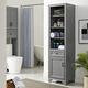 Crosley Tara Linen Cabinet