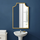 Crosley Aimee Bath Mirror