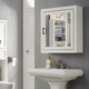 Crosley Tara Bath Mirror Cabinet