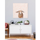 GreenBox Art Happy Goat Thoughts by Cathy Walters Canvas Wall Art