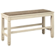 Bolanburg Counter Height Dining Bench