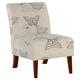 Sandy Butterfly Accent Chair