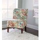 Curved Back Tommlyn Slipper Chair