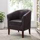 Blackberry Scotty Club Chair