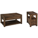 Marleza Coffee Table with 1 End Table