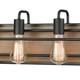 Steel Copley 4-Light Vanity Light