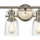 Steel Chadwick 3-Light Vanity Light