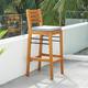 Vifah Gloucester Outdoor Counter Height Dining Chair