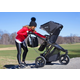 Delta Children Jeep Sport Utility All-Terrain Jogger