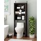Furinno Indo Open Bath Cabinet