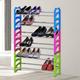 Furinno Wayar 6-Tier Shoe Rack