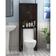 Furinno Indo Double Door Bath Cabinet