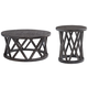 Sharzane Coffee Table with 1 End Table