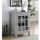 Leslie Single Door Cabinet