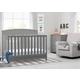 Delta Children Sutton 4-in-1 Convertible Crib