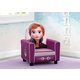 Delta Children Disney Frozen II Anna Figural Upholstered Kids Chair